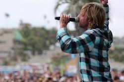 Switchfoot perform at the 2012 Bro-Am